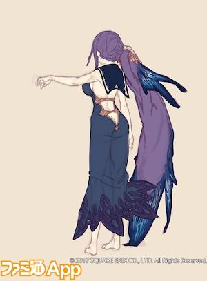 人魚姫キャラ2