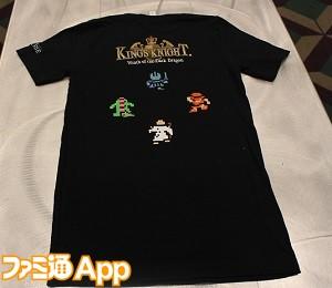 キングスナイトTシャツ