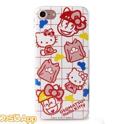 iPhone7キャラクターケース(おそ松)
