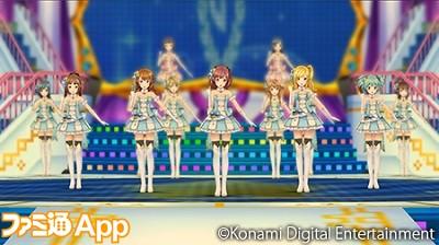 ときめきアイドルゲーム画面2