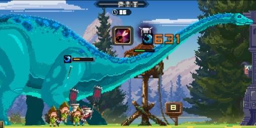 【新作】恐竜を従えて敵拠点を襲撃するシミュレーションRPG 『タイニーディノワールド リターン』