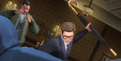 【新作】紳士が華麗に大暴れ!! あの名作映画がパズルゲームに 『キングスマン:ゴールデンサークル』