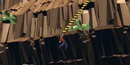 【新作】大切なところがギュっとなる命がけのクライミングアクション!!  『EXPAND CLIMBING』