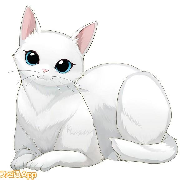 ねこ島ヒメ(白猫♀)_preview