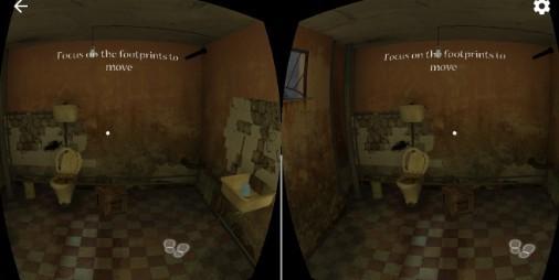 【新作】VRモードを使えば臨場感倍増!! 不気味な密室からの脱出 『Can You Survive』