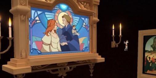 【新作】記憶を失った少女が夢の世界をARで旅するパズルゲーム 『夢(YuME)』