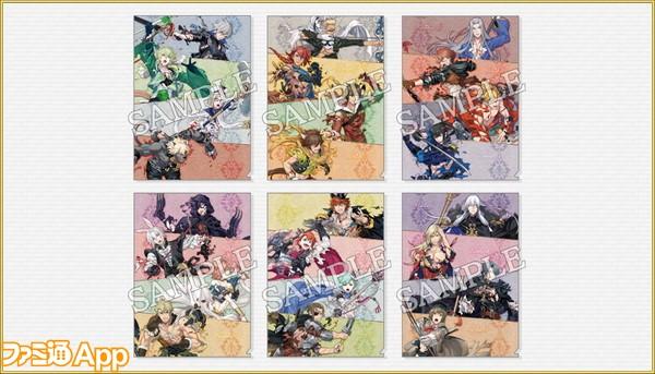 オトメ勇者 クリアファイル(全6種)