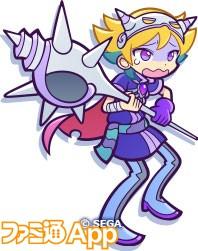 ぷよクエ_潮騒の騎士2_ロティ