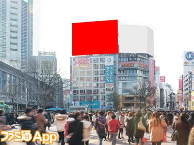 03_東京渋谷駅前大型ビジョン(シブハチヒットビジョン)