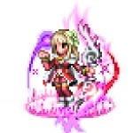 白蓮の魔道士フィーナ7