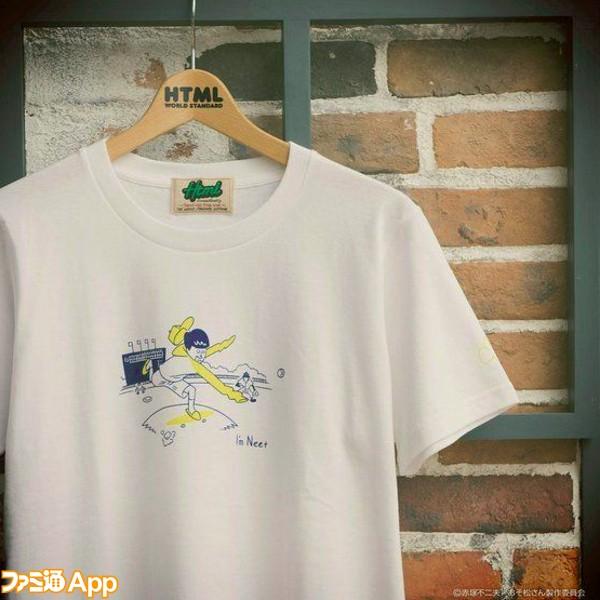 プレバンおそ松Tシャツ 十四松