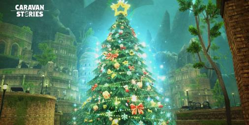 """『キャラバンストーリーズ』クリスマスイベントが開始!イケメン騎士団""""Claw Knights""""も登場に!"""