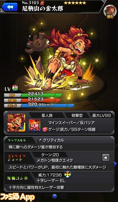 金太郎(進化)