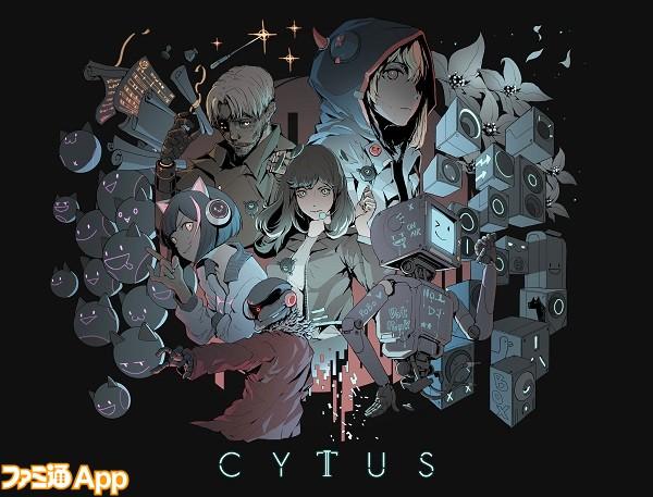 Cytus II_Keyvisaul