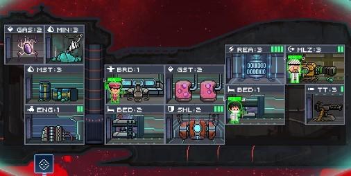 【新作】オリジナルの戦艦で宇宙を駆け巡る銀河系育成シミュレーション『ピクセル宇宙戦艦』
