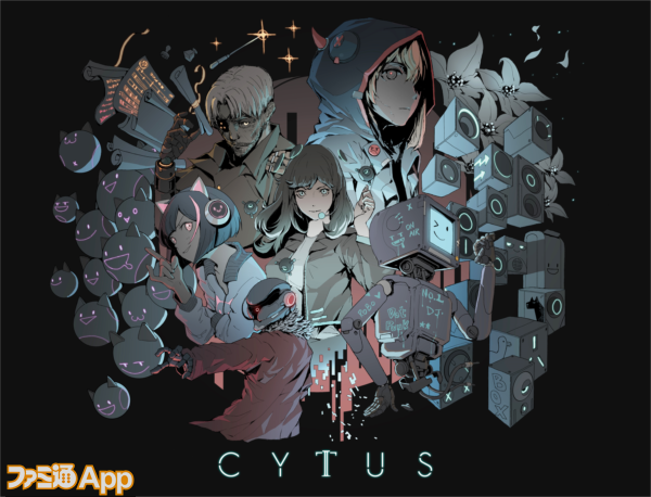 Cytus II key visual