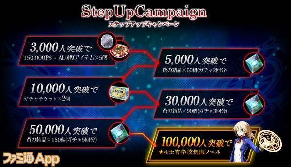 BBDW_事前登録_ステップアップキャンペーン