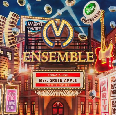 Mrs. GREEN APPLE_『ENSEMBLE』