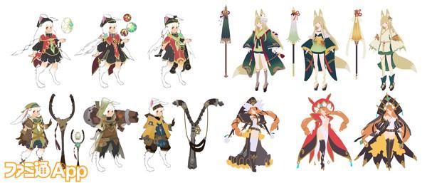 Character-portrait-designs