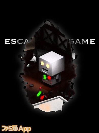 escape_ロボット