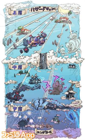 ハザードマップ(世界地図)