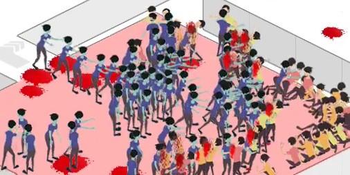 【新作】群衆大混乱の超速感染!! 逃げ惑う人々に襲いかかるアクションパズル『Infection – 感染』