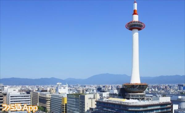 背景_京都タワー