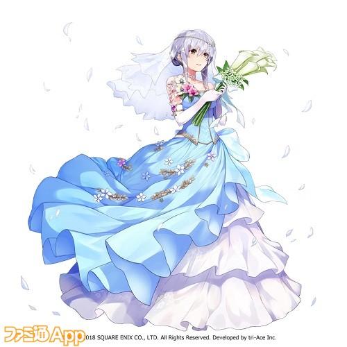 花嫁クレア