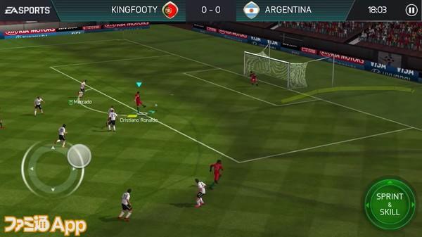 アプリ サッカー ゲーム スマホで人気のおすすめサッカーゲームアプリ7選