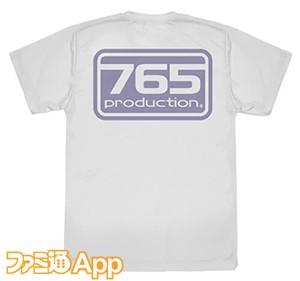 765プロダクション_ドライTシャツ_前