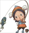 ライフill-釣り人