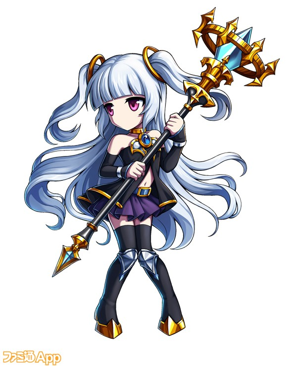 ブレフロ2_黒珠姫イヴリス