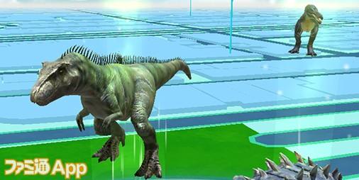 【新作】この夏、日本が恐竜だらけに!?男心をくすぐる位置情報系スマホゲーム『ジュラシック・ワールド アライブ!』