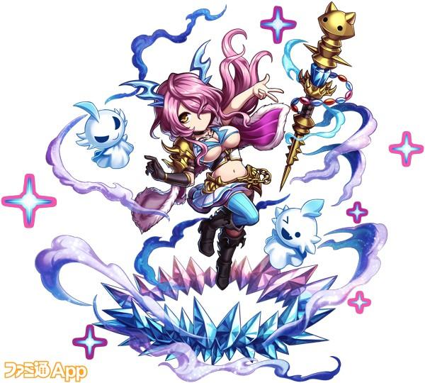 ブレフロ2_煉氷姫ルネ