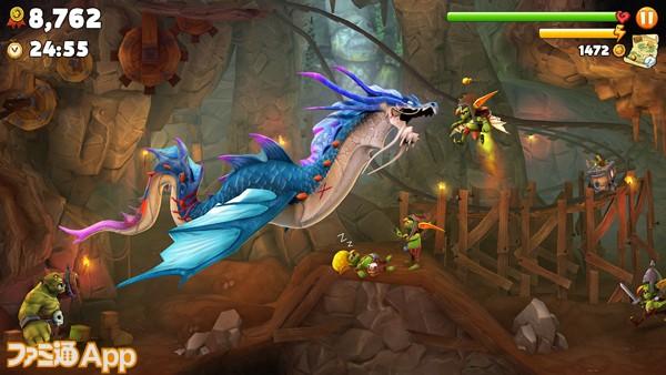 ハングリードラゴン (Hungry Dragon™) - iPhone & …