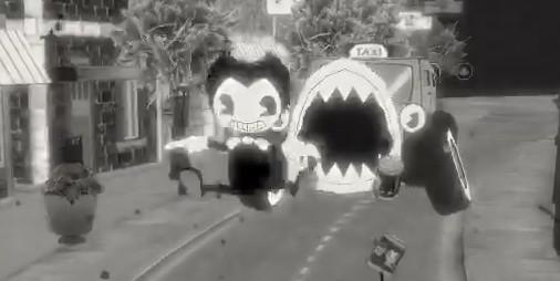 【新作】本気で命を取りに来きてる過酷なモノクロ調カートゥーンランアクション 『Bendy in Nightmare Run』