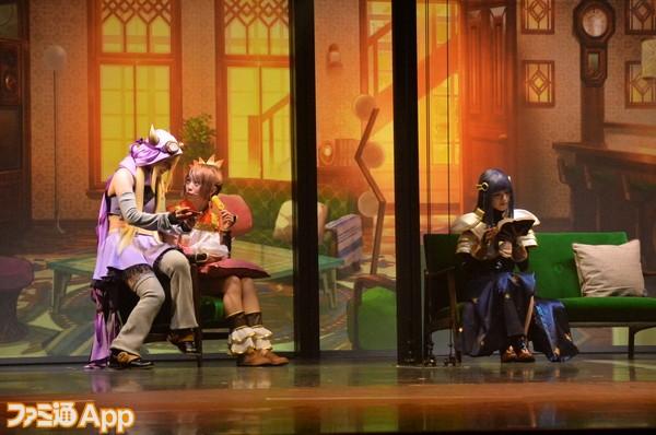 マギレコ舞台4