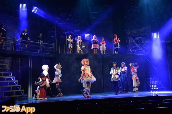 マギレコ舞台9