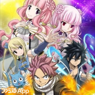 FAIRY TAIL DiceMagic