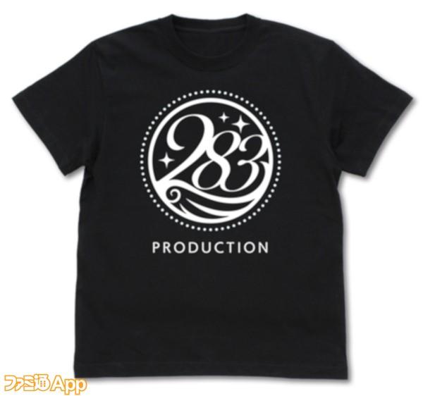 283プロダクションTシャツ