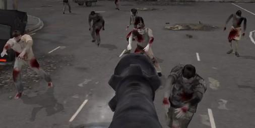 【新作】歩く屍を狙い撃ち!!スナイプショットで生存者を救う3Dシューティング 『Zombie Hunter』