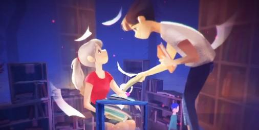 【新作】彼女は何を願う!?夢の世界で忘れかけていた感情と思い出を巡るアドベンチャー『BestLuck』