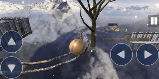 【新作】絶景を眺めながら挑む至高の玉転がし!!息を呑むスリル満点のボールアクション『エクストリームバランサー3』
