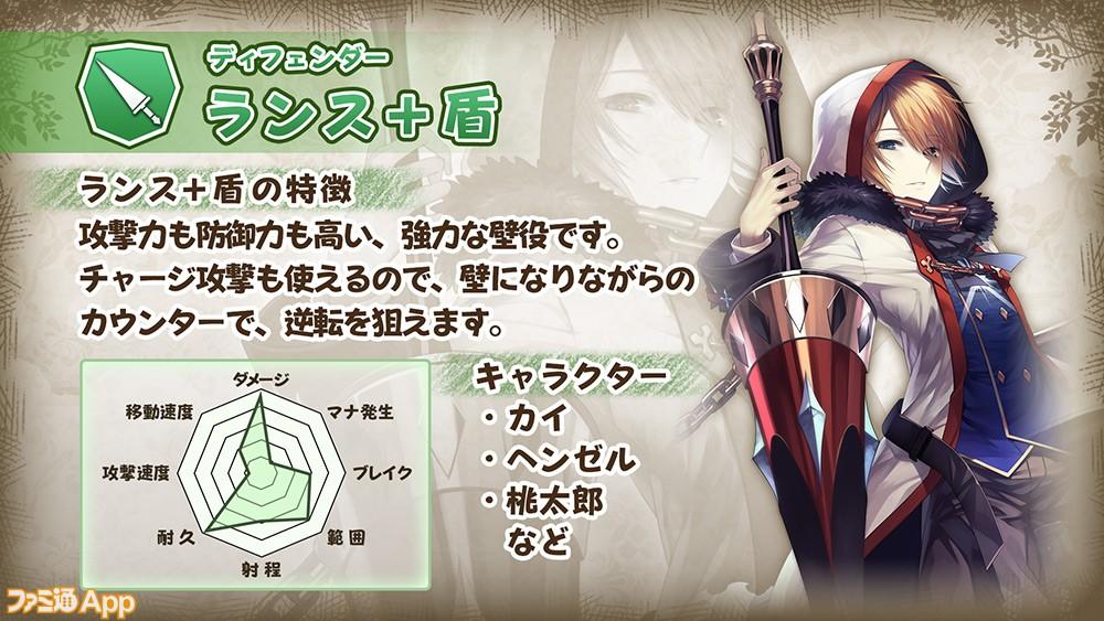 武器種_ランス+盾