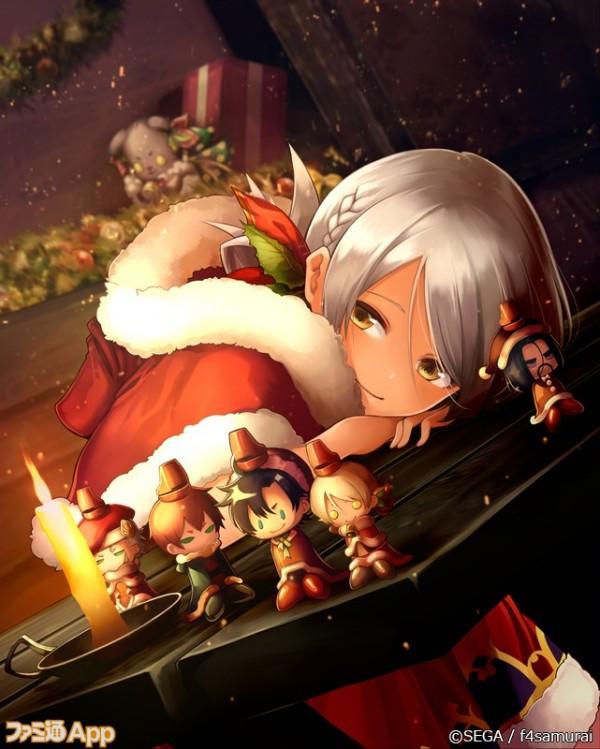 クリスマストト_カード完成