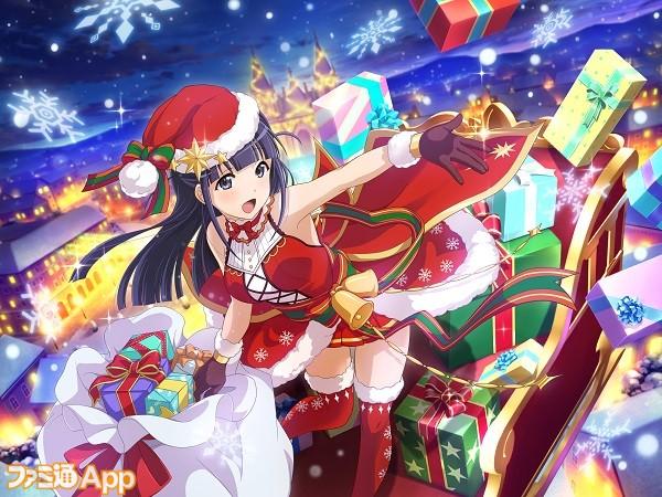 ★4 サンタクロース 聖翔 露崎まひる