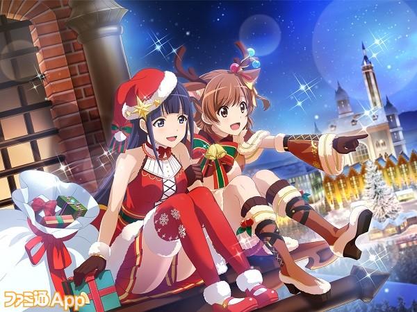 ★4_メモワール_聖翔_クリスマス_まひる・華恋