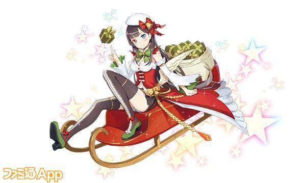 モードレッド_クリスマス
