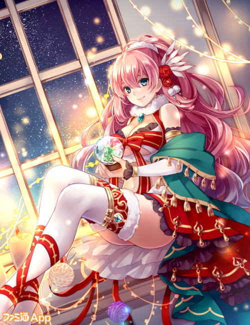 アウロラ(クリスマスver)