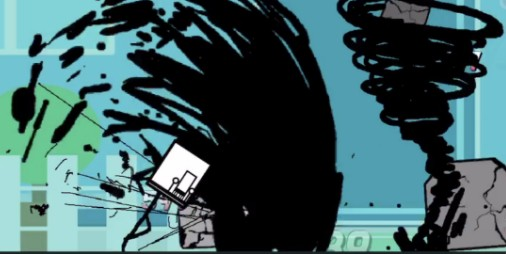 【新作】すべてを壊し己を探すストレス発散アクション『壁を壊すもの』